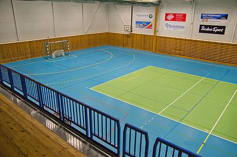 KFUM-Hallen, idrettshall