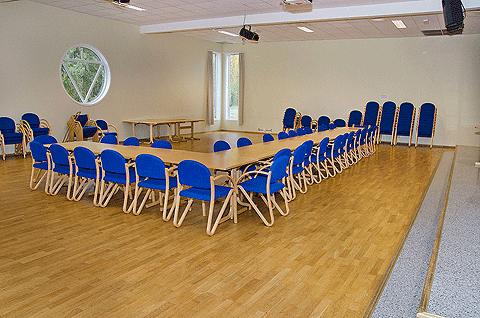 KFUM-Hallen, klubbstue1